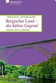 Bergisches Land - die kühne Gegend - copertina