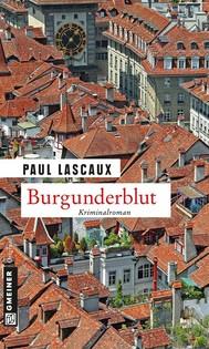 Burgunderblut - copertina