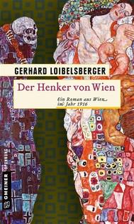 Der Henker von Wien - copertina