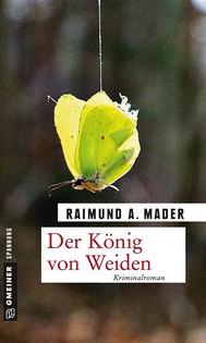 Der König von Weiden - copertina