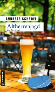 Altherrenjagd - copertina