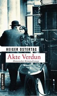 Akte Verdun - copertina
