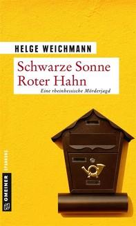 Schwarze Sonne Roter Hahn - Librerie.coop