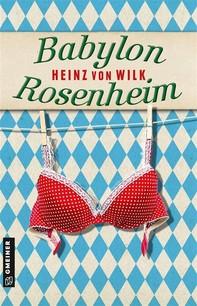 Babylon Rosenheim - Librerie.coop