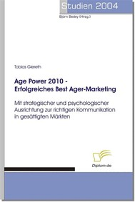 Age Power 2010 - Erfolgreiches Best Ager-Marketing - copertina
