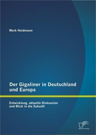 Der Gigaliner in Deutschland und Europa: Entwicklung, aktuelle Diskussion und Blick in die Zukunft - copertina