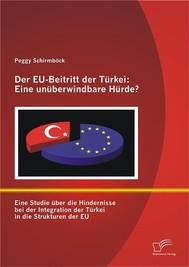 Der EU-Beitritt der Türkei: Eine unüberwindbare Hürde? - copertina