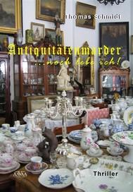 Antiquitätenmarder - copertina
