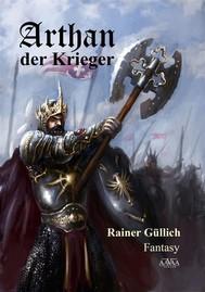 Arthan der Krieger - copertina