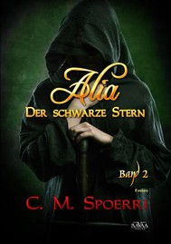 Alia - Der schwarze Stern (Band 2) - copertina