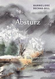 Absturz - copertina