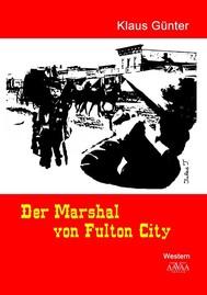 Der Marshal von Fulton City - copertina