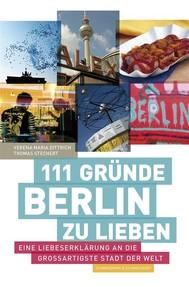 111 Gründe, Berlin zu lieben - copertina