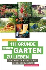 111 Gründe, seinen Garten zu lieben - copertina