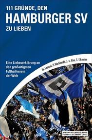 111 Gründe, den Hamburger SV zu lieben - copertina
