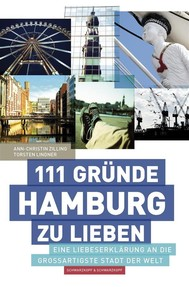 111 Gründe, Hamburg zu lieben - copertina