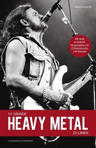 111 Gründe, Heavy Metal zu lieben - Erweiterte Neuausgabe - copertina