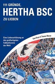 111 Gründe, Hertha BSC zu lieben - copertina