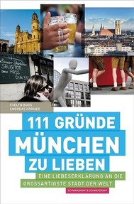 111 Gründe, München zu lieben - copertina