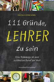 111 Gründe, Lehrer zu sein - copertina