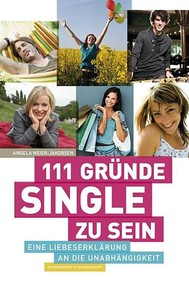 111 Gründe, Single zu sein - copertina