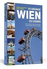111 Gründe, Wien zu lieben - copertina