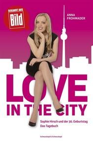 Love in the City - copertina