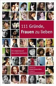 111 Gründe, Frauen zu lieben - copertina