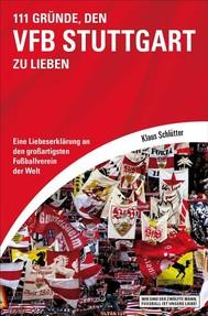 111 Gründe, den VfB Stuttgart zu lieben - copertina