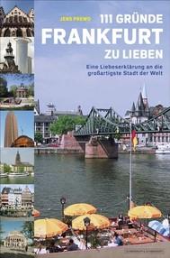 111 Gründe, Frankfurt zu lieben - copertina