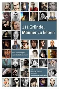 111 Gründe, Männer zu lieben - copertina
