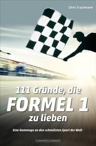 111 Gründe, die Formel 1 zu lieben - copertina