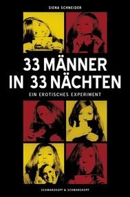 33 Männer in 33 Nächten - copertina