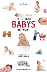 111 Gründe, Babys zu lieben - copertina