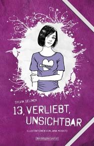 13, verliebt, unsichtbar - copertina