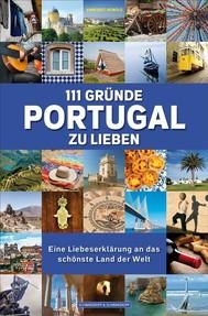 111 Gründe, Portugal zu lieben - copertina