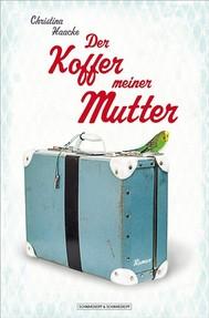 Der Koffer meiner Mutter - copertina