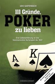 111 Gründe, Poker zu lieben - copertina
