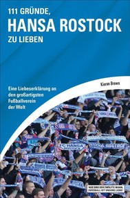 111 Gründe, Hansa Rostock zu lieben - copertina