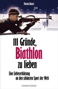 111 Gründe, Biathlon zu lieben - copertina