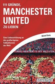 111 Gründe, Manchester United zu lieben - copertina