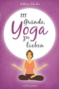 111 Gründe, Yoga zu lieben - copertina