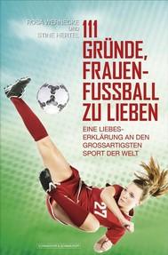 111 Gründe, Frauenfußball zu lieben - copertina