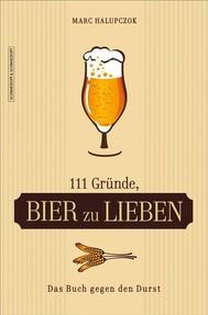 111 Gründe, Bier zu lieben - copertina