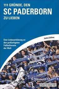 111 Gründe, den SC Paderborn zu lieben - copertina