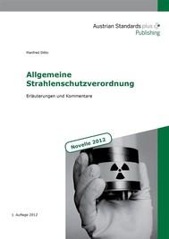 Allgemeine Strahlenschutzverordnung - copertina