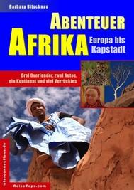 Abenteuer Afrika - Europa bis Kapstadt - copertina