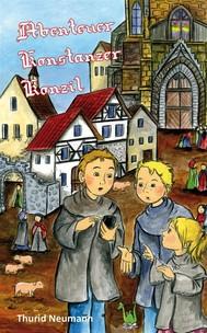 Abenteuer Konstanzer Konzil - copertina