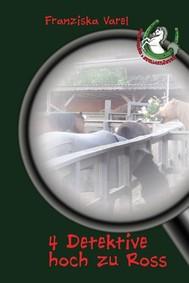 4 Detektive hoch zu Ross - copertina