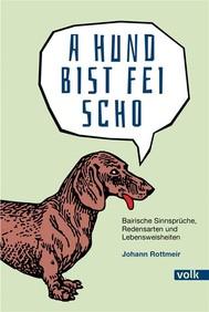 A Hund bist fei scho - copertina